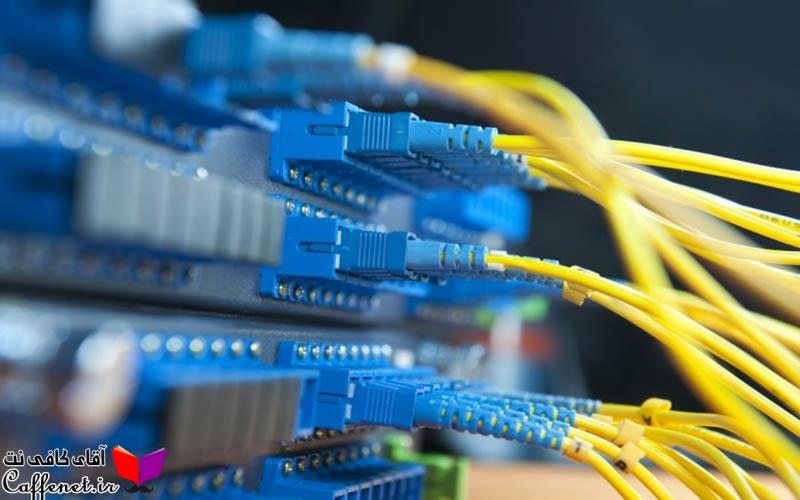 پاورپوینت پهنای باند شبکه