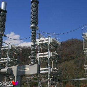 خازن گذاری کنترل توان راکتیو سیستمهای توزیع