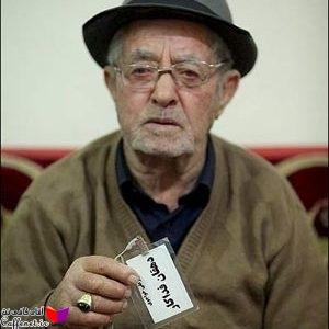 متن انگلیسی درباره ریزعلی خواجوی