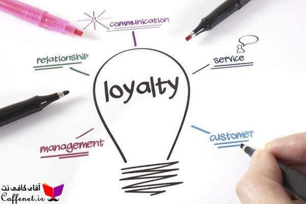 رابطه وفاداری مصرف کنندگان به محصول