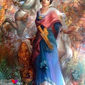بررسی ریشه مینیاتور و نگارههای ایرانی