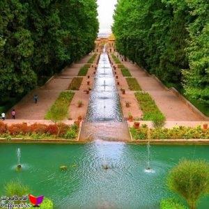مقاله باغ های ایرانی