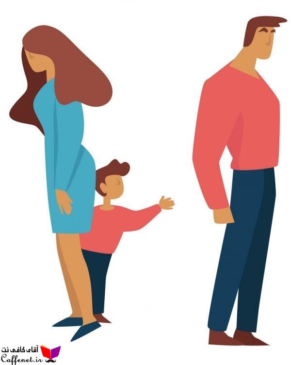 تحقیق آماری درمورد طلاق بهمراه نمودار