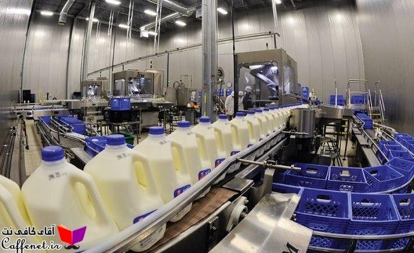 پاورپوینت طرح توجیهی شیر ماست و خامه