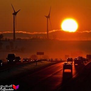 پاورپوینت اثر گلخانهای گرم شدن زمین
