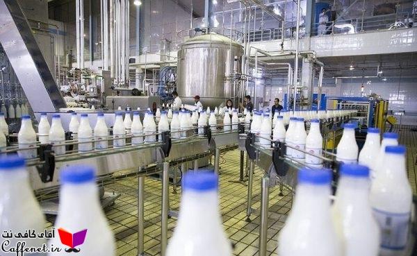 پاورپوینت طرح توجیهی تولید شیر و ماست