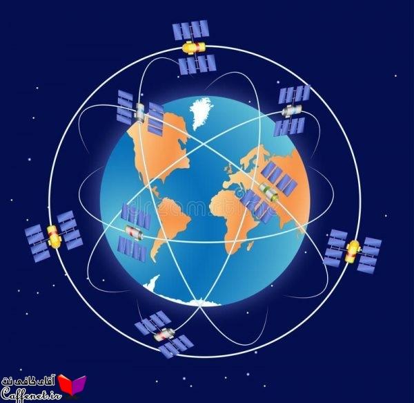 گزارش کارآموزی GPS و کاداستر