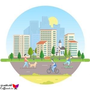 رابطه رفتار شهروندی و تعهد سازمانی