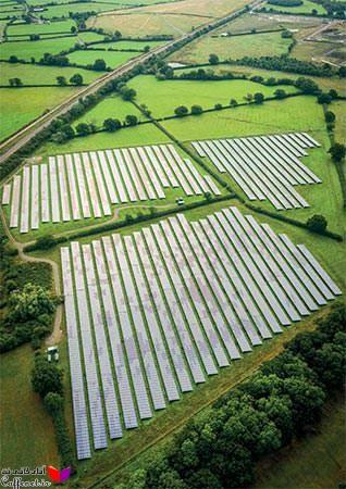 سلول های خورشیدی و عملکرد آن ها