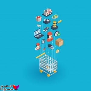 مقاله تجارت الکترونیک همراه با پاورپوینت