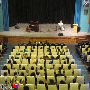 پروژه معماری تئاتر شهر خرمدره