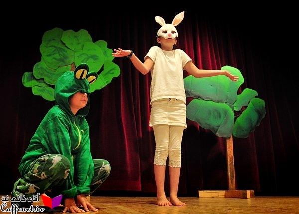 نقش تئاتر در تعلیم و تربیت کودکان